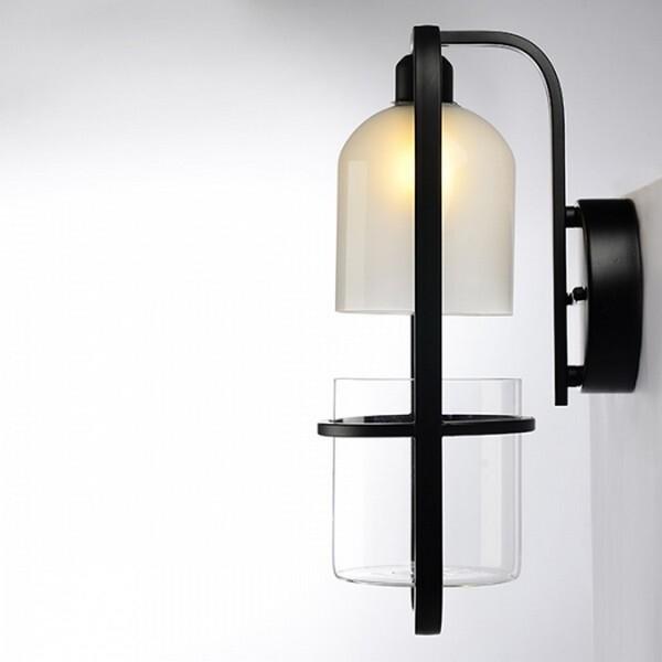 18park-花街壁燈 [全電壓,黑]