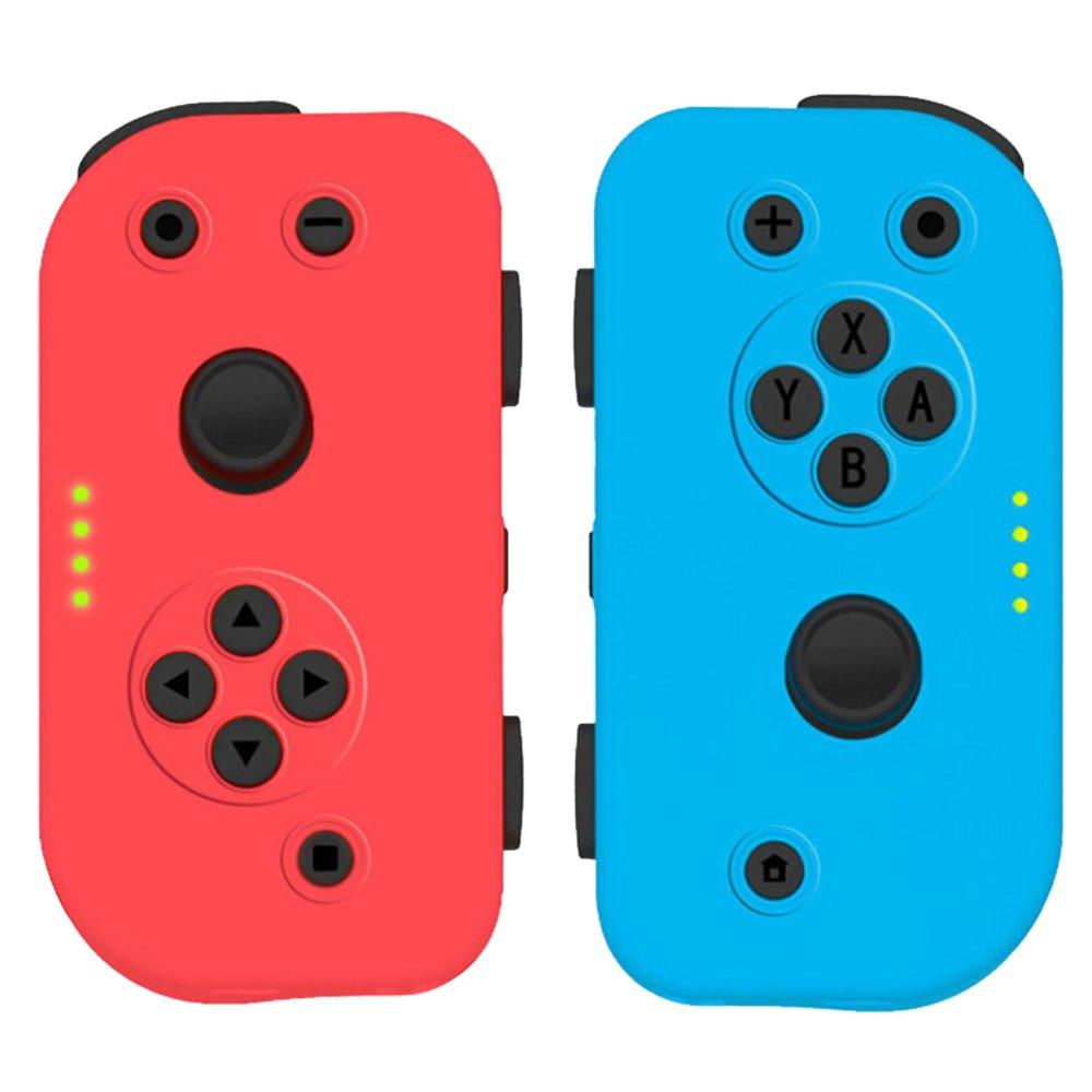 Nintendo任天堂 Switch專用 Joy-Con左右手把 (副廠) (紅/藍)