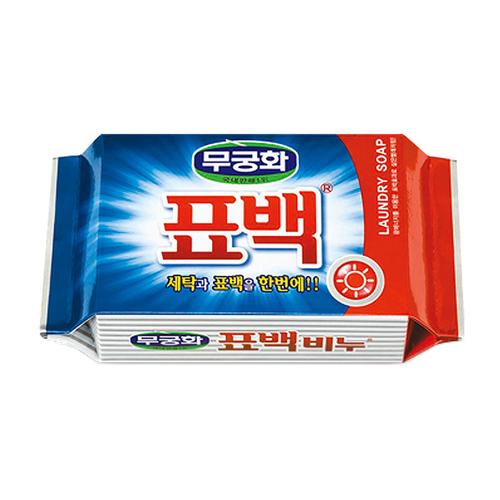 【韓國 MKH無窮花】亮彩漂白洗衣皂 230g (3入)