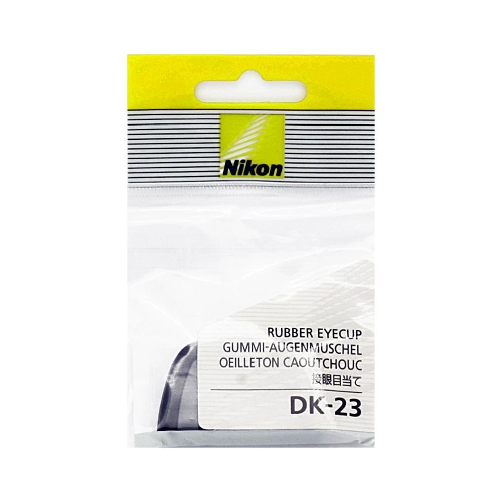 原廠NIKON遮光眼罩DK-23眼杯(適D7200 D7100 D300S D300)眼杯觀景窗眼罩接目器接目鏡觀景器
