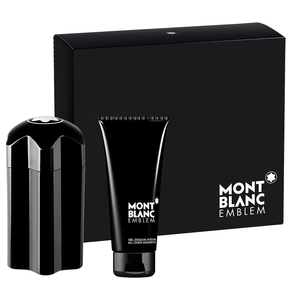 Montblanc Emblem 萬寶龍 男香 輕裝組(100ml+沐浴膠 100ml)