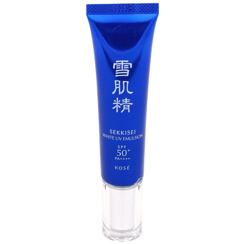 KOSE高絲 雪肌精光感澄皙UV柔膚乳SPF50+PA++++(35g)