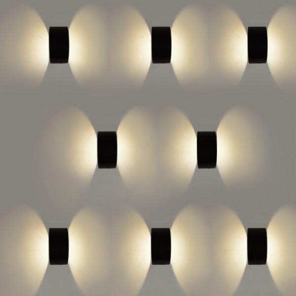 18park-趨勢壁燈 [黑色,13cm]