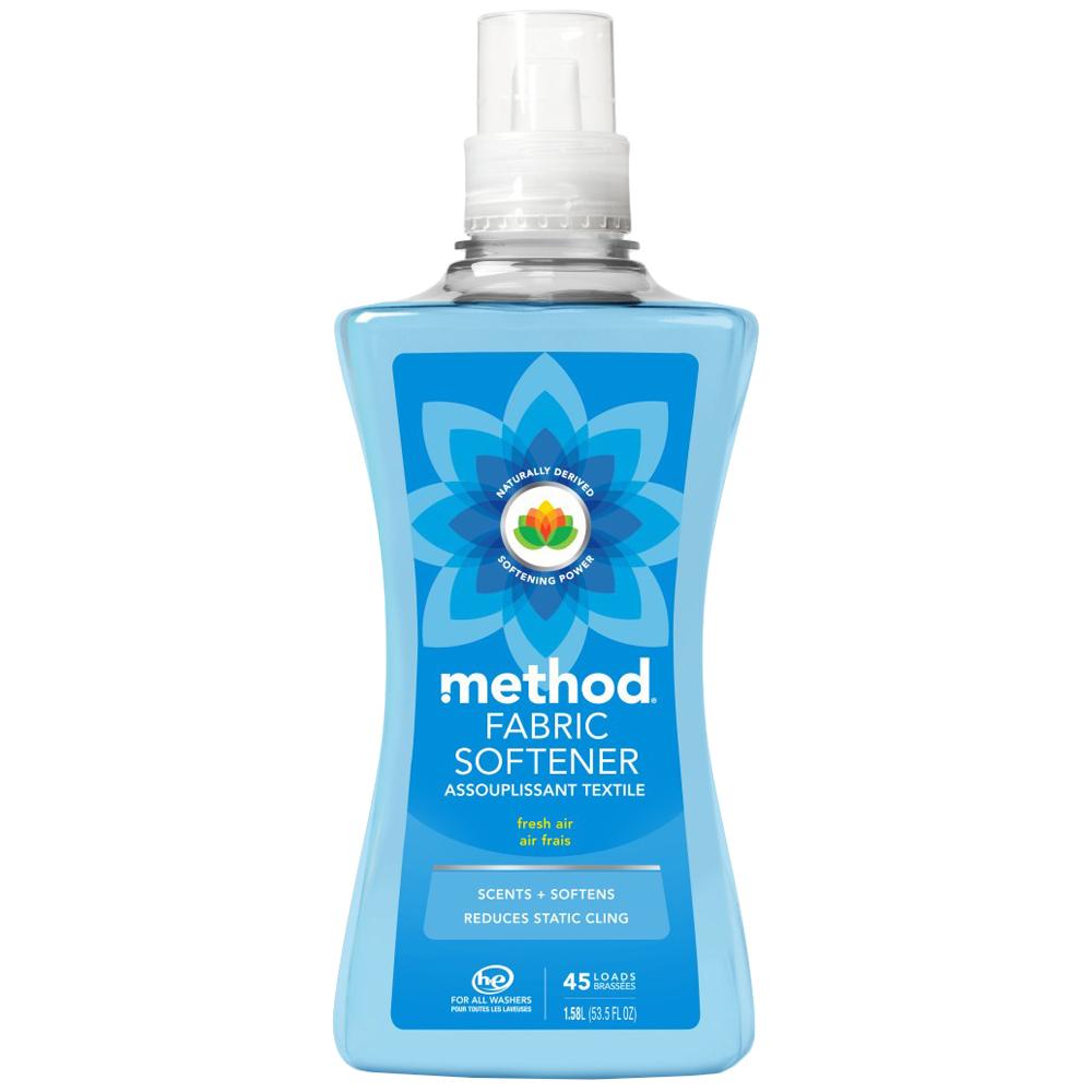 Method美則 智慧環保衣物柔軟精-清新