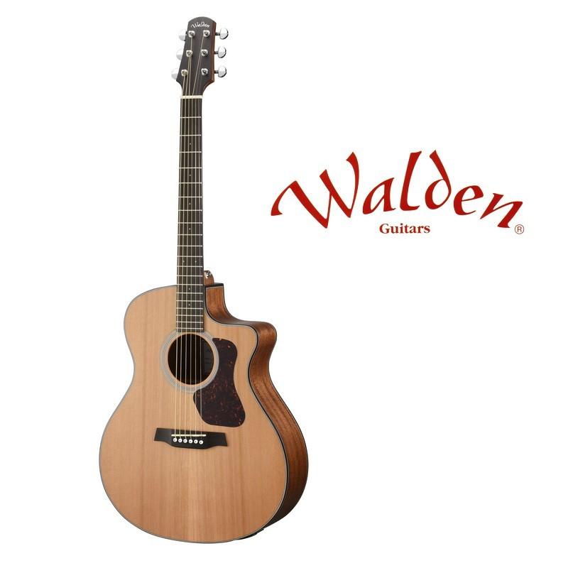 唐尼樂器分期免運 walden natura g570ce 西卡雲杉 面單板 ga 桶身 民謠