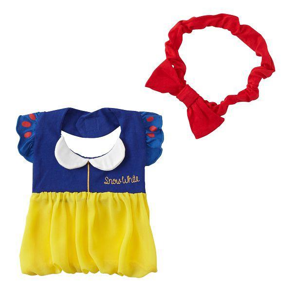 日本 迪士尼 Disney 白雪公主造型圍兜組/萬聖節【麗兒采家】