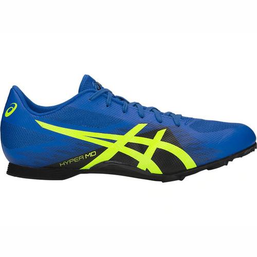 Asics Hyper MD 7 [1091A018-400] 男鞋 田徑 釘鞋 中距離 緩震 輕量 合腳 亞瑟士 藍