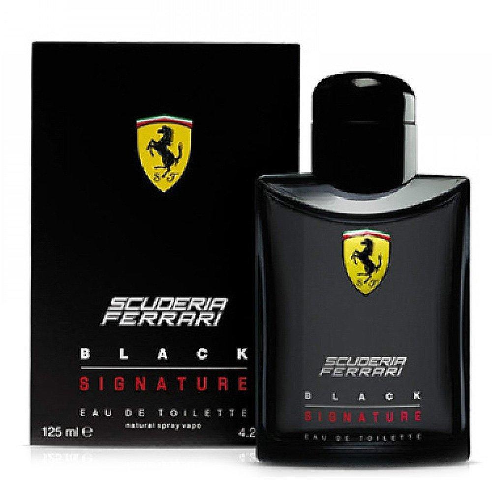 Ferrari 法拉利 極限黑 男性淡香水 125ml
