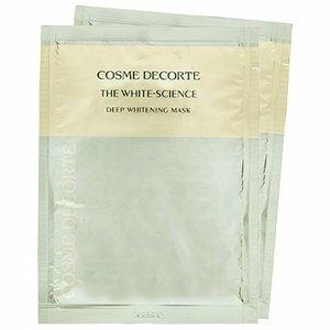COSME DECORTE黛珂 煥白科技深層淨白面膜(1枚入)*2[無盒]