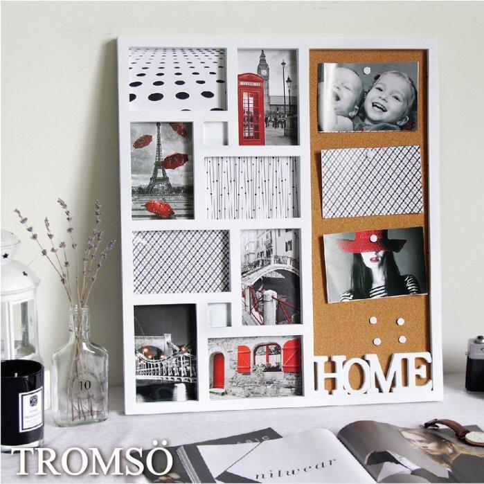tromso北歐積木佈告欄組/4x6 禮物 時尚白 房間 便利貼 留言板 home 備忘錄
