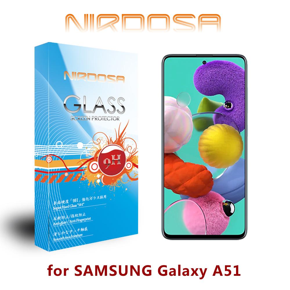 NIRDOSA SAMSUNG Galaxy A51 9H 鋼化玻璃 螢幕保護貼