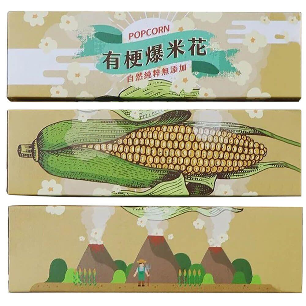 好米芽Homiya有梗爆米花 80g