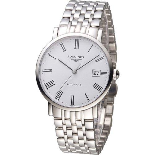 LONGINES浪琴 優雅系列羅馬機械腕錶 L48104116