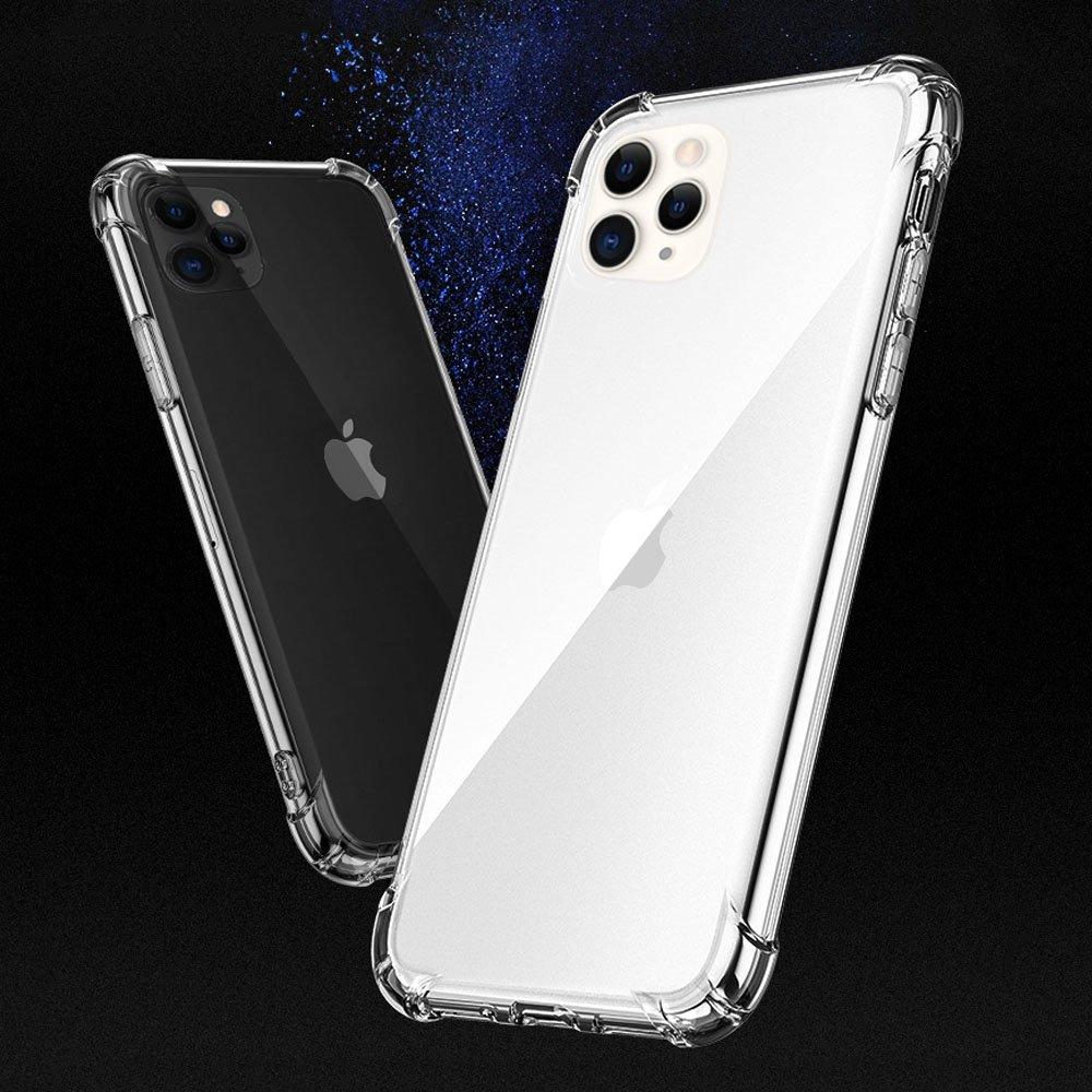 iPhone11 Pro Max 全包覆抗震空壓透明保護殼