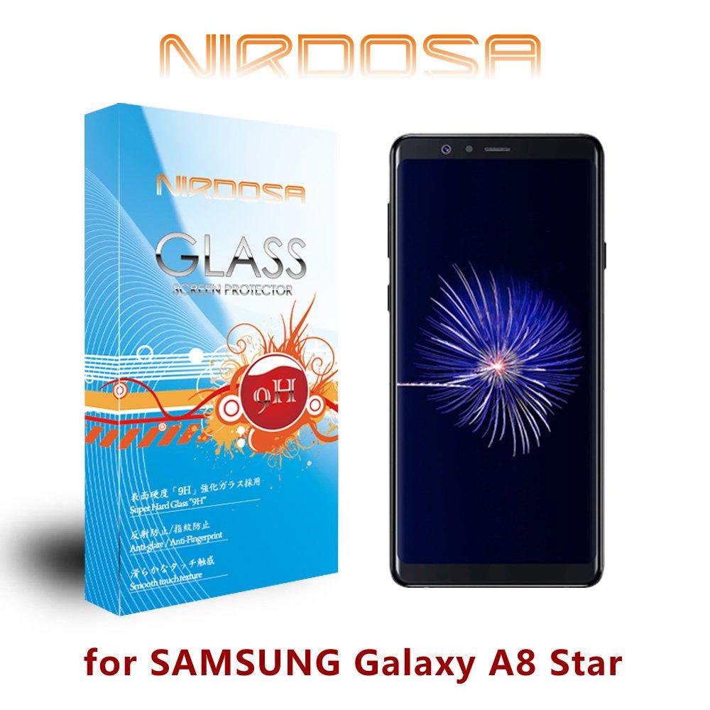 NIRDOSA SAMSUNG Galaxy A8 Star 9H 0.26mm 鋼化玻璃 螢幕保護貼