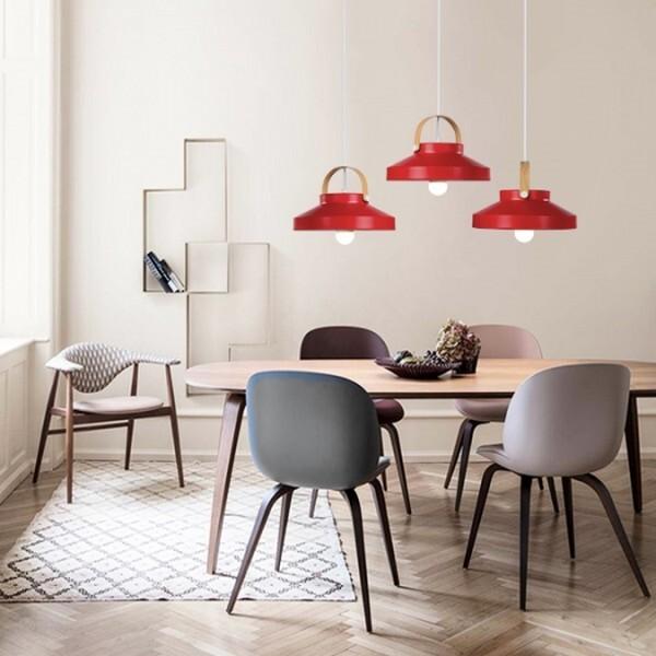 18park-拉提莎吊燈-7色 [紅色,小款]