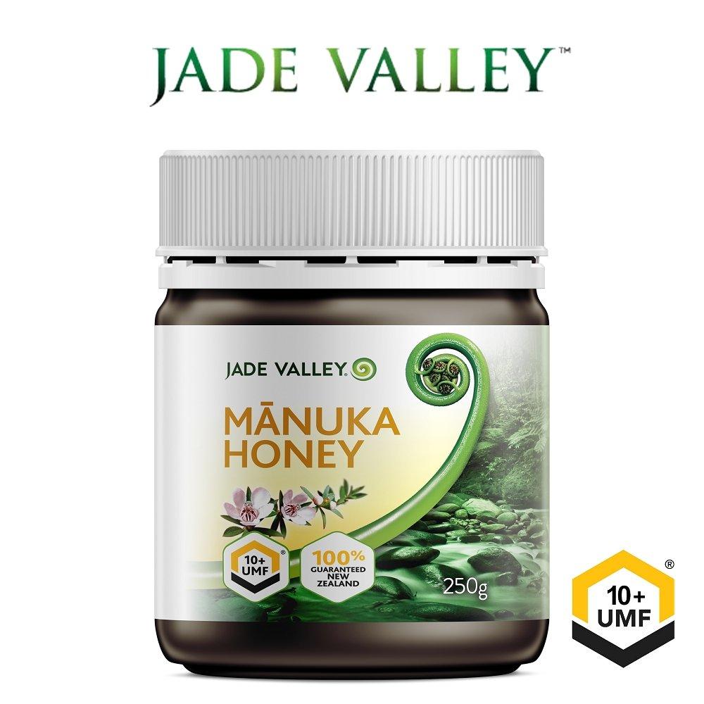 【Jade Valley】紐西蘭麥盧卡蜂蜜 UMF10+(250g)
