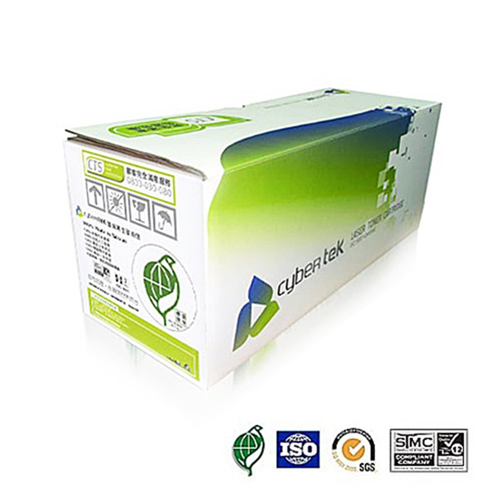 榮科Cybertek HP CE253A環保碳粉匣(紅)
