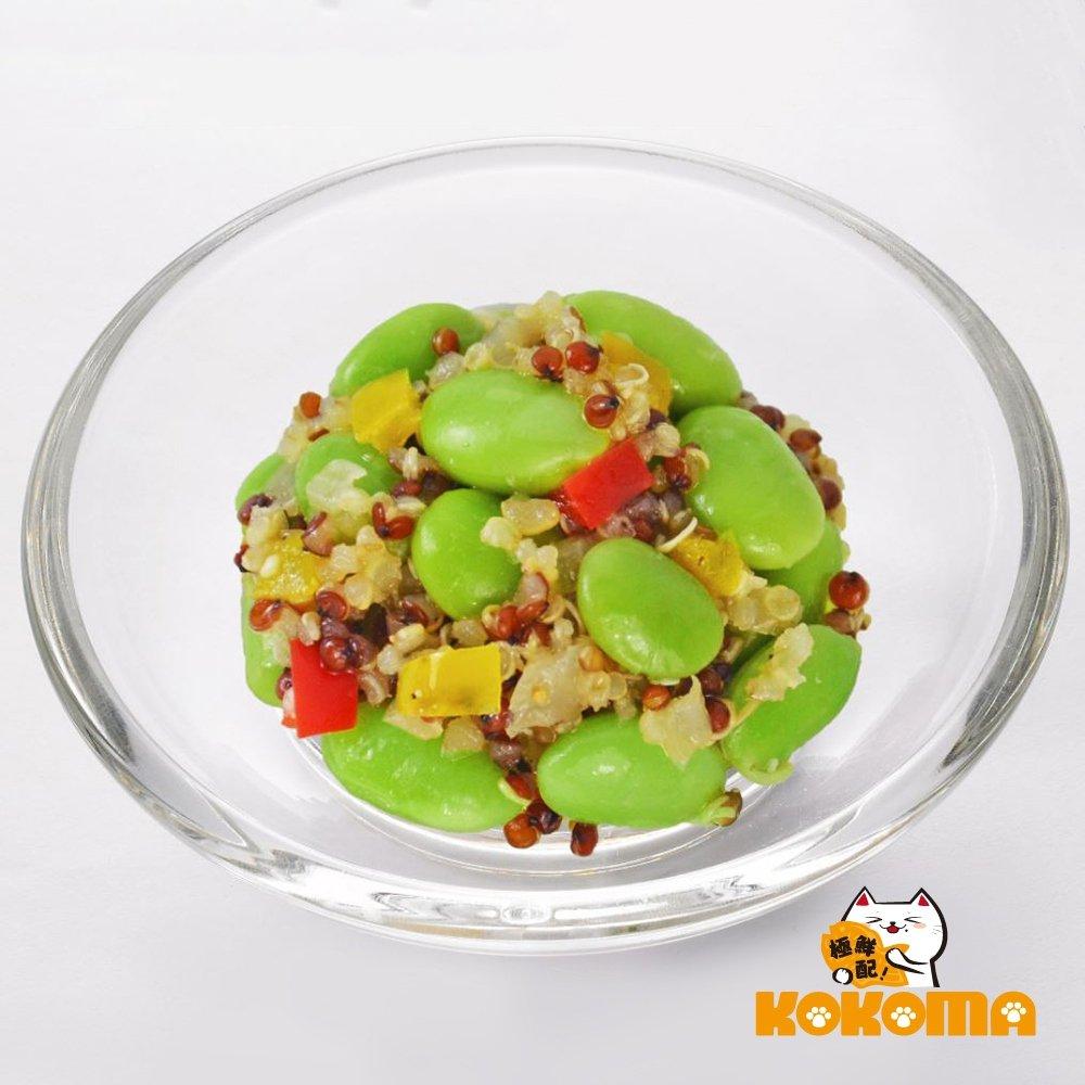 (任選)【極鮮配】健康潮食黎麥毛豆  (200G±10%/包)