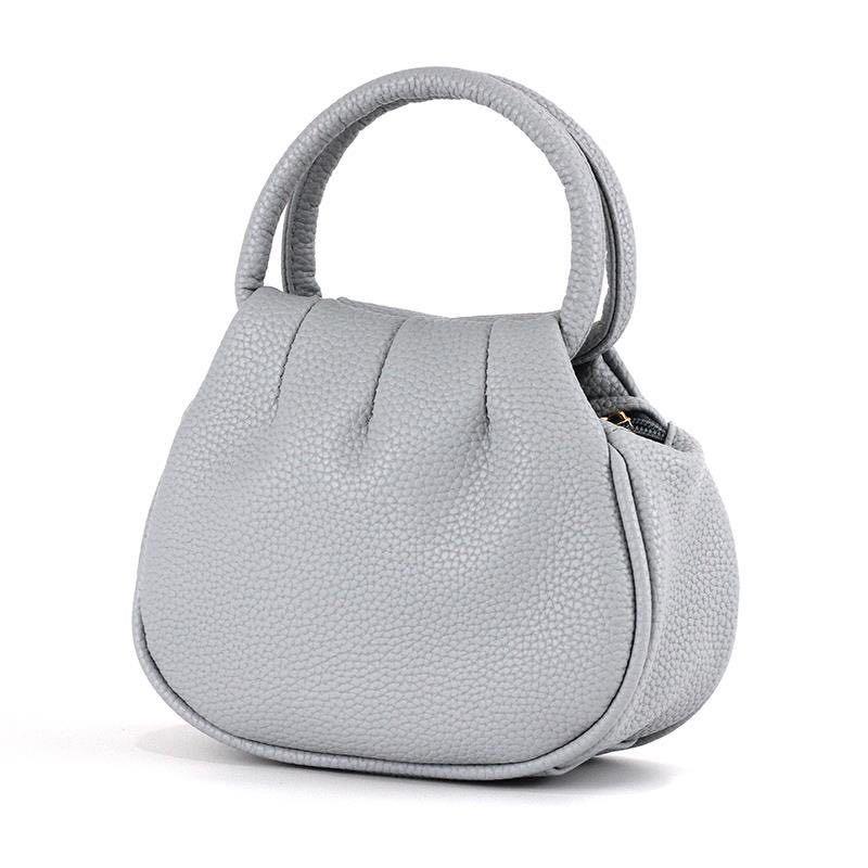 手挽包 Z 老人買菜手機零錢手拿包中年媽媽手拎迷你女包中老年人手提小包包 手拿包