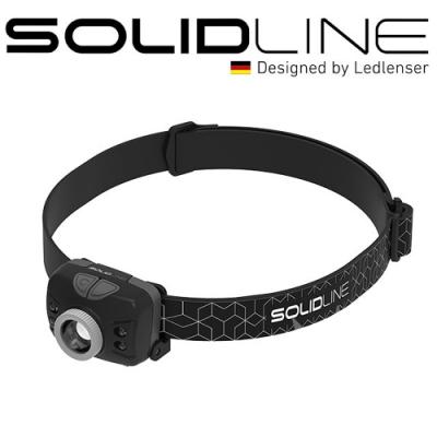 德國SOLIDLINE SH5調焦頭燈