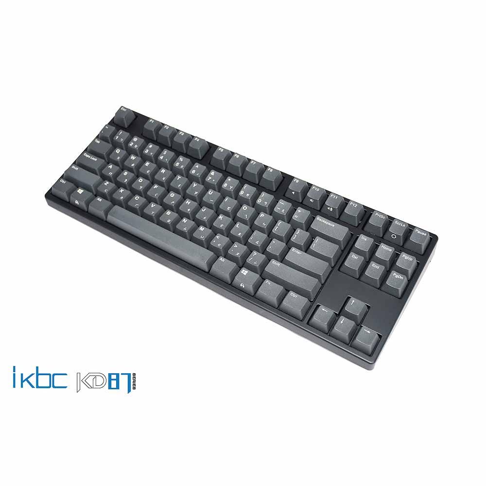 IKBC KD87 青軸 cherry 電競機械鍵盤
