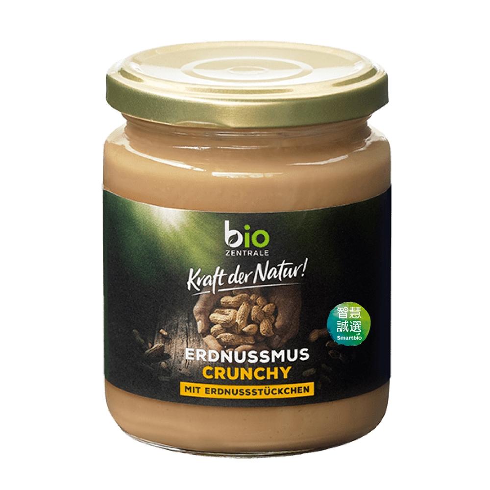 (任選)【BZ】德國顆粒花生醬(250g)不含防腐劑及乳化劑