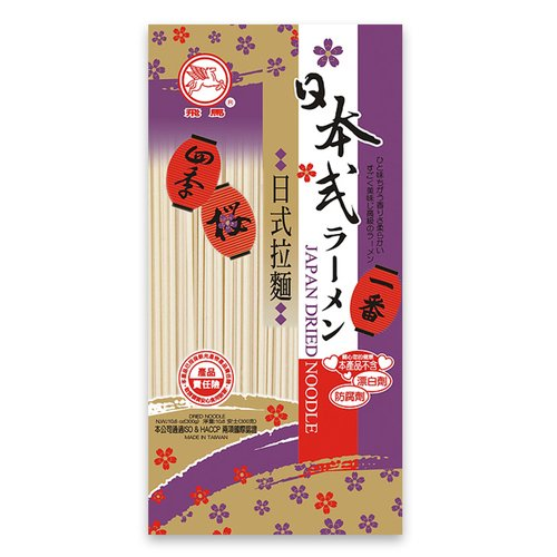 飛馬-日式拉麵(20包/箱)