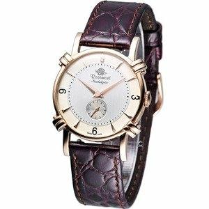 Rosemont 戀舊系列 優雅時尚腕錶-(N-003-RW-BBR)咖啡色