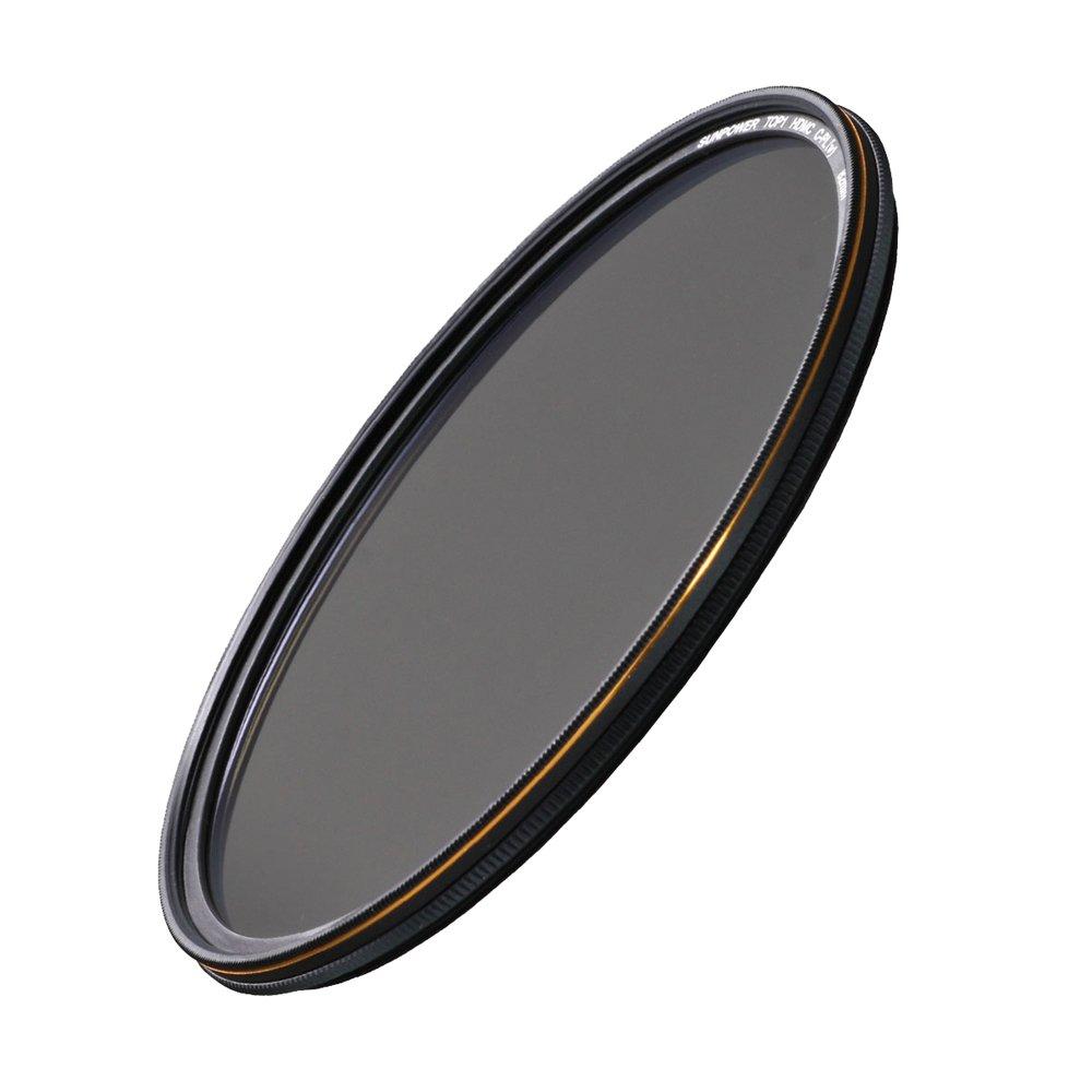 【大吹筆布】SUNPOWER TOP1 HDMC CPL 鈦元素環形偏光鏡/49mm.