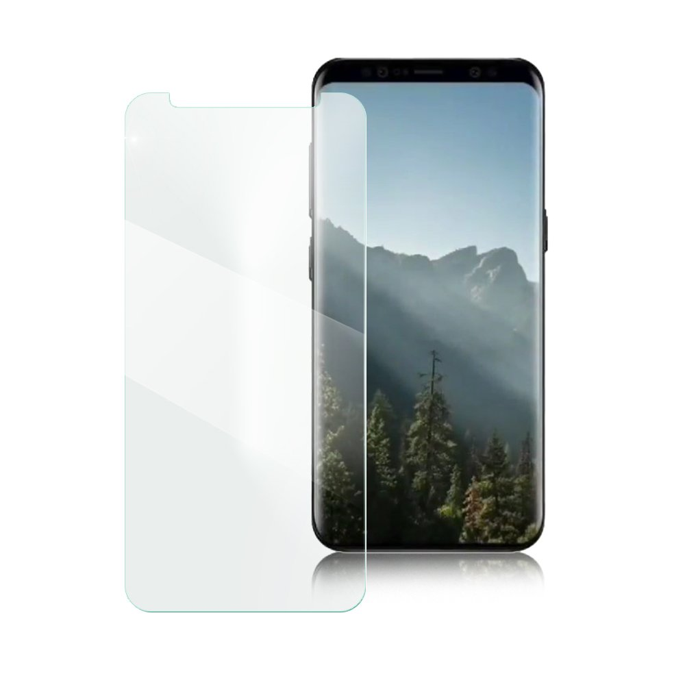 Xmart for 三星 Samsung Galaxy S9 薄型 9H 玻璃保護貼-非滿版