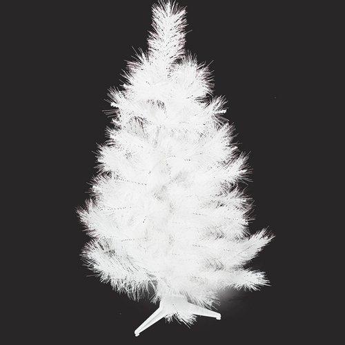 台灣製3尺/3呎(90cm)特級白色松針葉聖誕樹裸樹 (不含飾品)(不含燈)