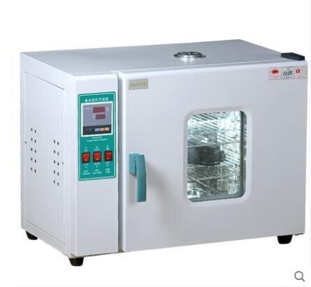 電熱恒溫鼓風幹燥箱烘箱工業烤箱實驗室老化烘幹箱 材烘幹機 兒童節新品
