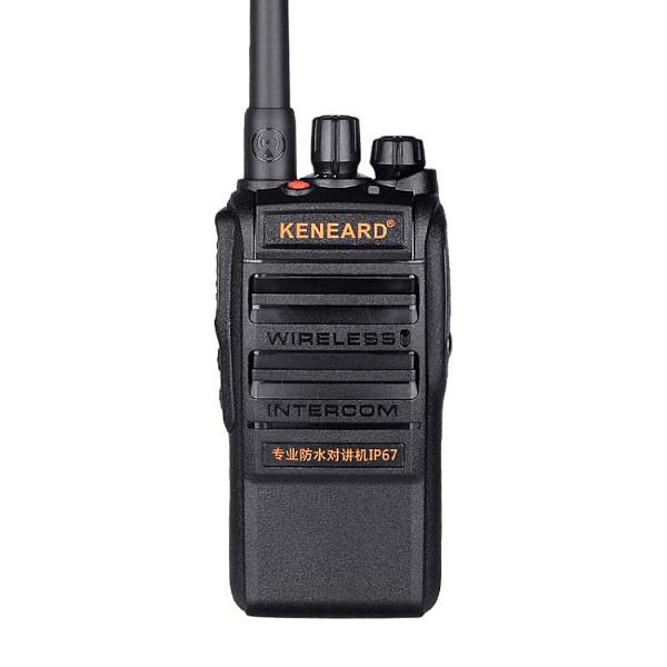 大功率民用對講機遠距離無線手台IP67防水防塵戶外海事救援手持機【快速出貨】
