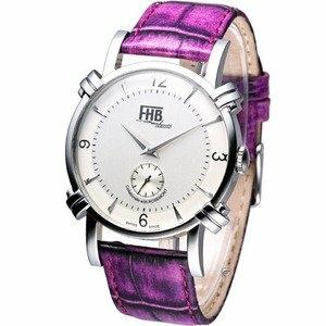 Rosemont FHB系列 簡約時尚腕錶 F101SW-PU 紫