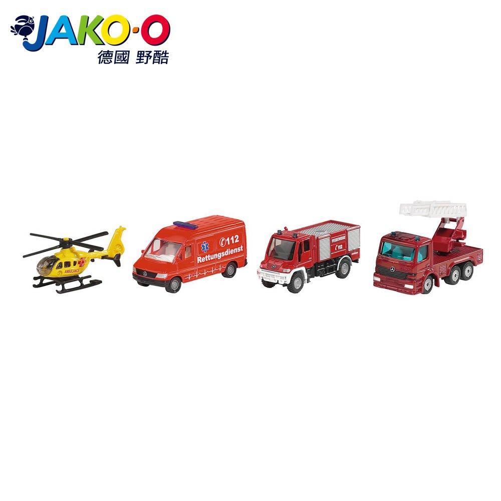 JAKO-O德國野酷-救援部隊組
