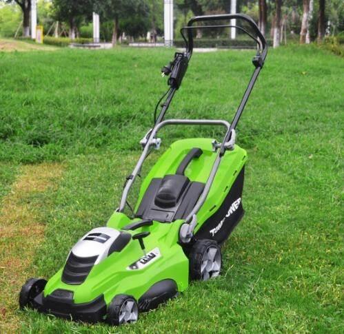 除草神器手推式自動割草機電動小型家用多功能打草機草坪修剪機 雜貨店 WJ