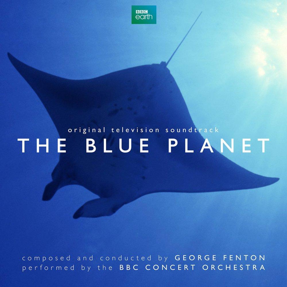 喬治.芬頓:藍色星球 電視原聲帶 CD