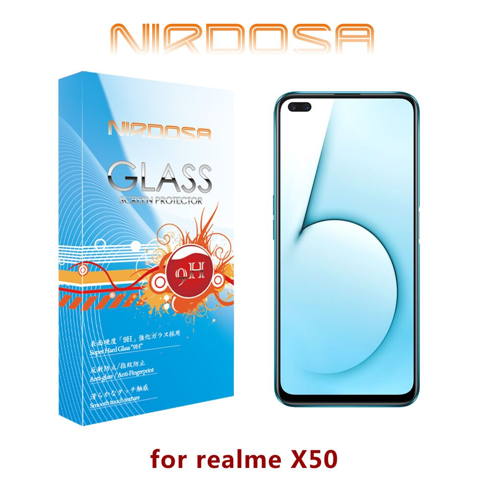 NIRDOSA realme X50 5G 鋼化玻璃 螢幕保護貼