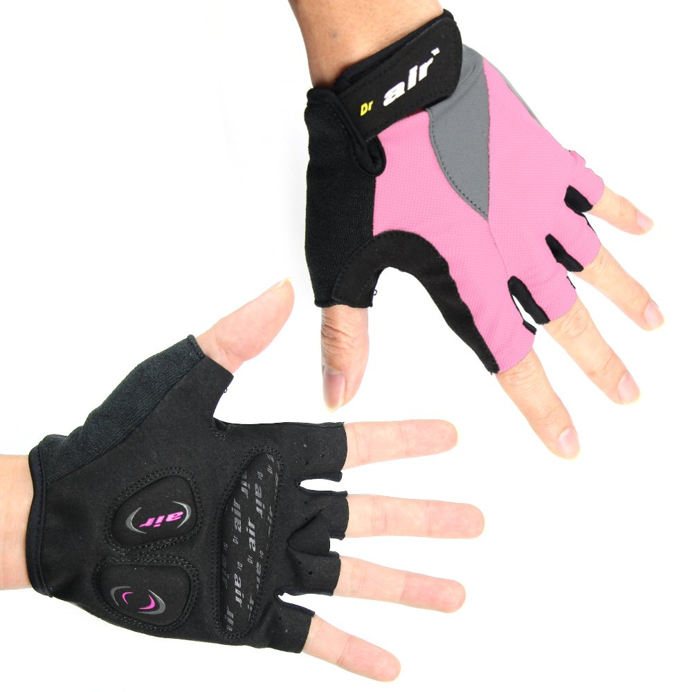 DR. AIR 第二代氣墊避震手套-粉紅
