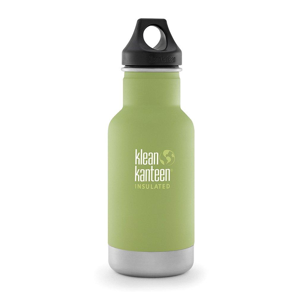 美國Klean Kanteen經典保溫瓶355ml-竹葉綠