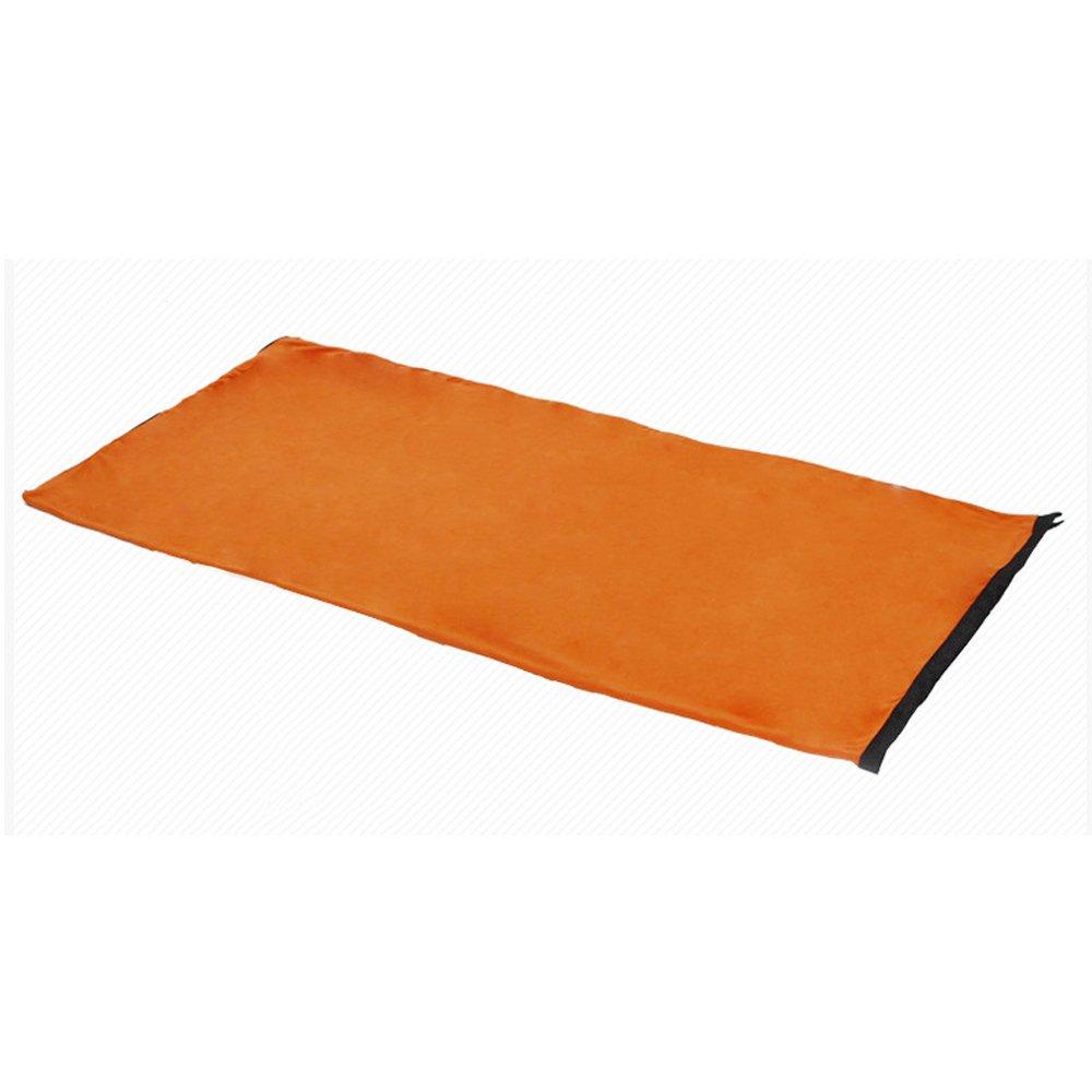 PUSH!戶外休閒用品抓絨睡袋隔髒睡袋戶外露營睡袋內膽四季睡袋P121