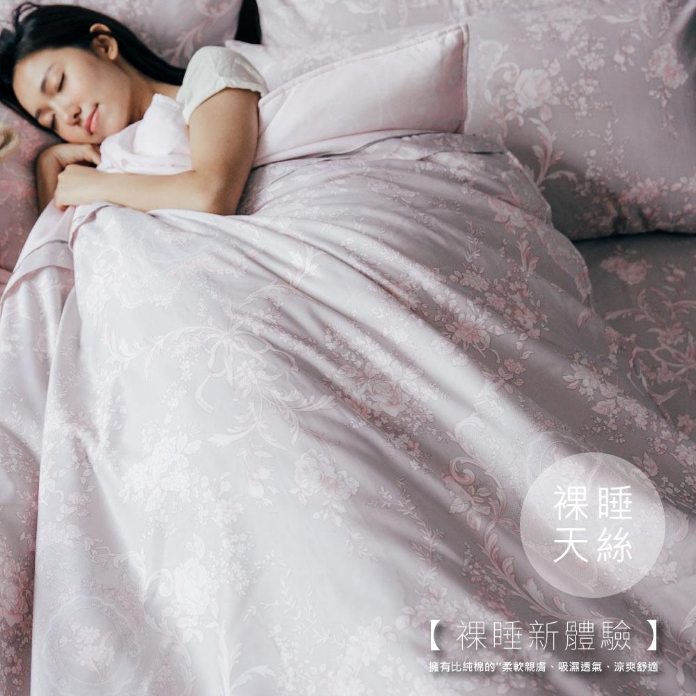 夢之語 3M頂級天絲兩用被床包組 (亞維儂) 雙人