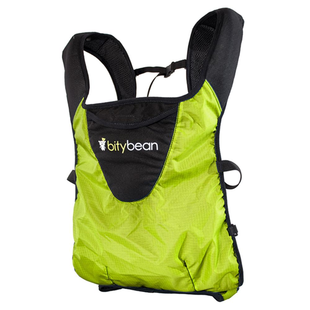 美國bitybean 膠囊背巾-萊姆綠