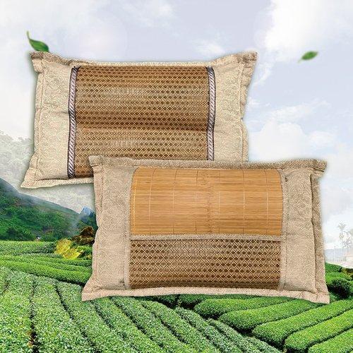 【Victoria】冰藤茶葉枕(2顆入)