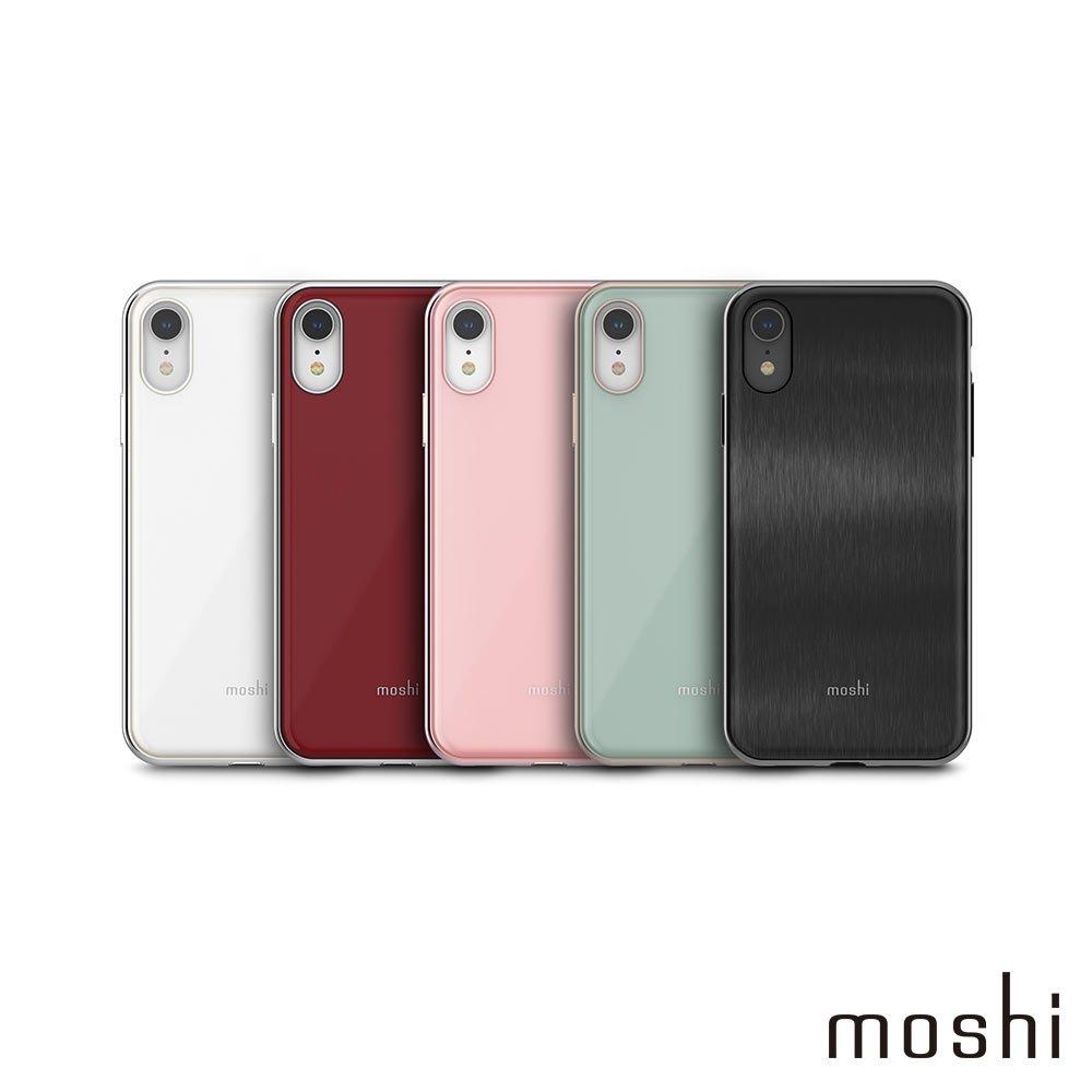Moshi iGlaze for iPhone XR 風尚晶亮保護殼