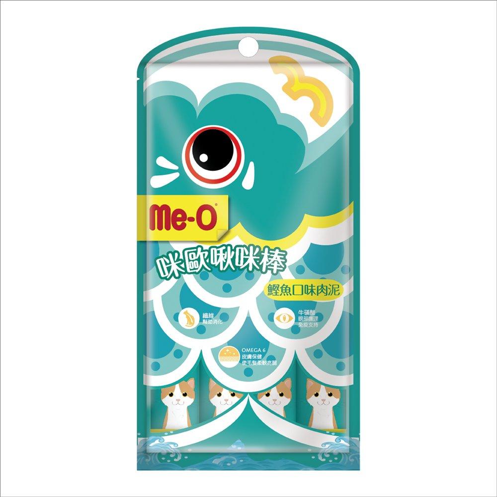 Me-O咪歐啾咪棒(貓肉泥) - 鰹魚口味15gX36入(罐裝)