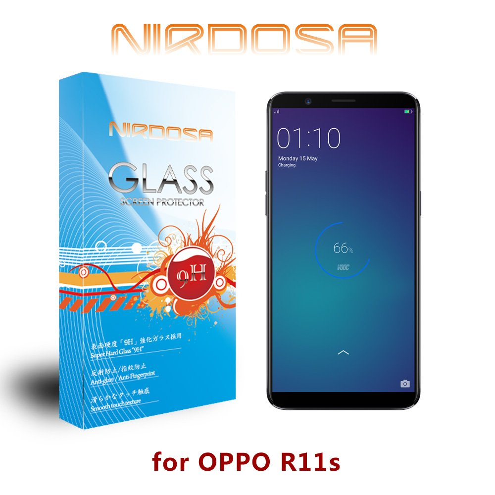 NIRDOSA OPPO R11s 9H 0.26mm 鋼化玻璃 螢幕保護貼