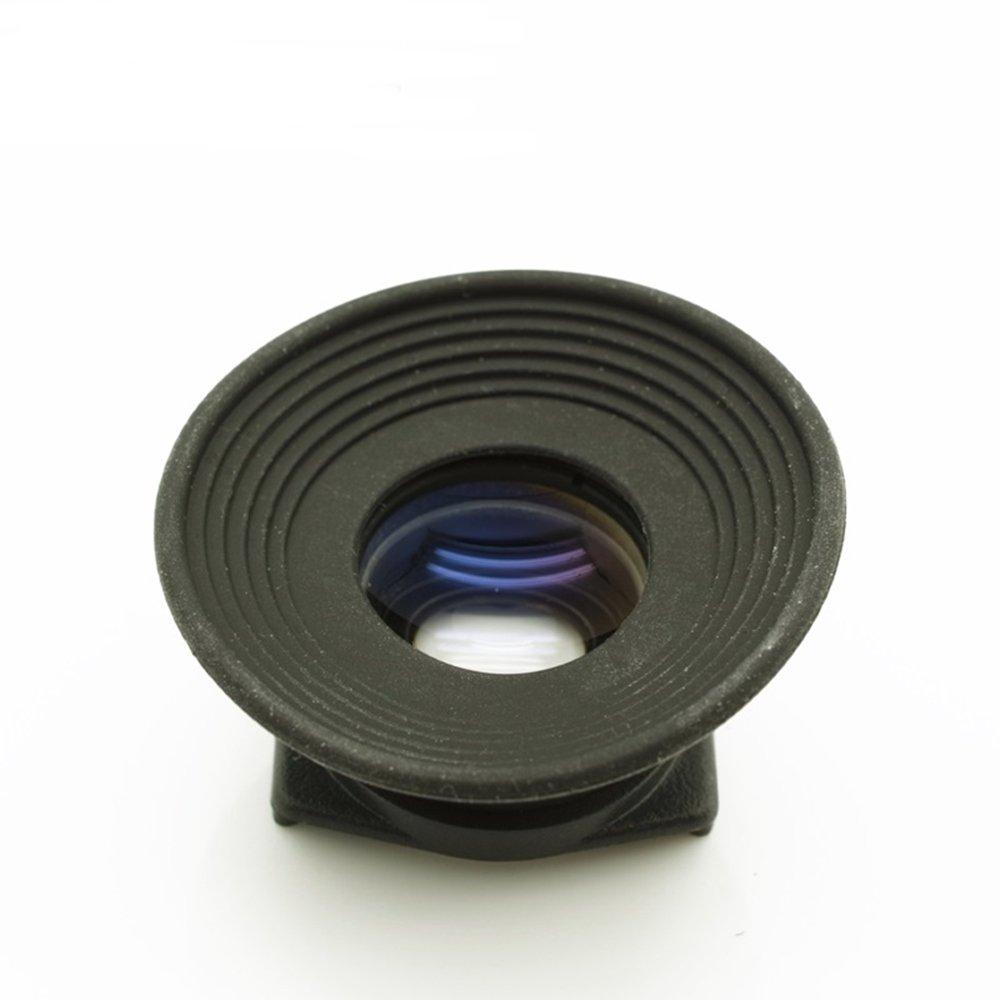 Bresson第3.1代1.1-1.5倍眼罩觀景窗放大器(J款,近視沒有戴眼鏡)適Canon佳能Nikon尼康Pentax賓得士