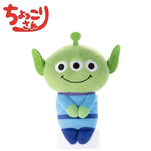三眼怪 玩具總動員 排排坐玩偶 chokkorisan 玩偶 t-arts 拍照玩偶 238024